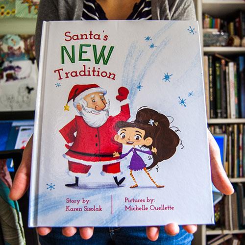 Santa's New Tradition